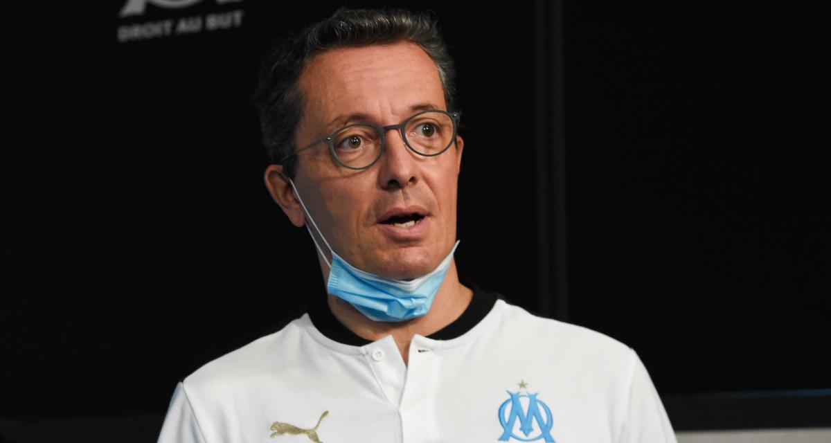 OM : le maintien d'Eyraud, le signe d'une vente à venir ? - But! Football Club