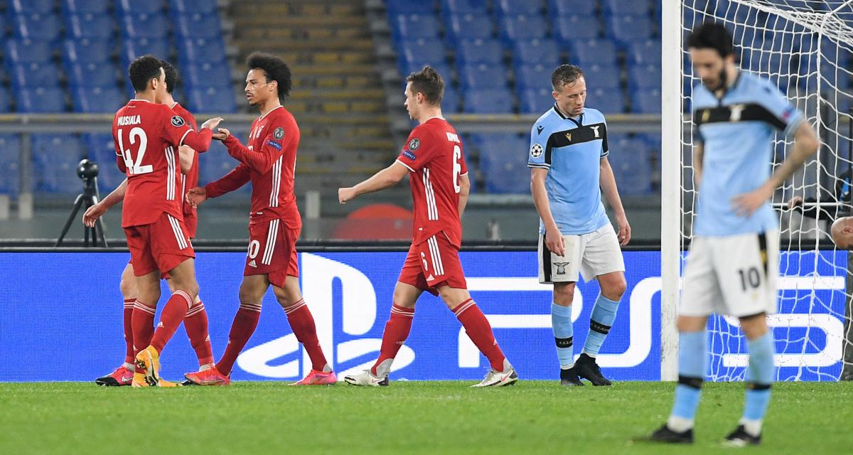 Résultats Champions League : le Bayern explose la Lazio, Chelsea domine l'Atlético (terminé)