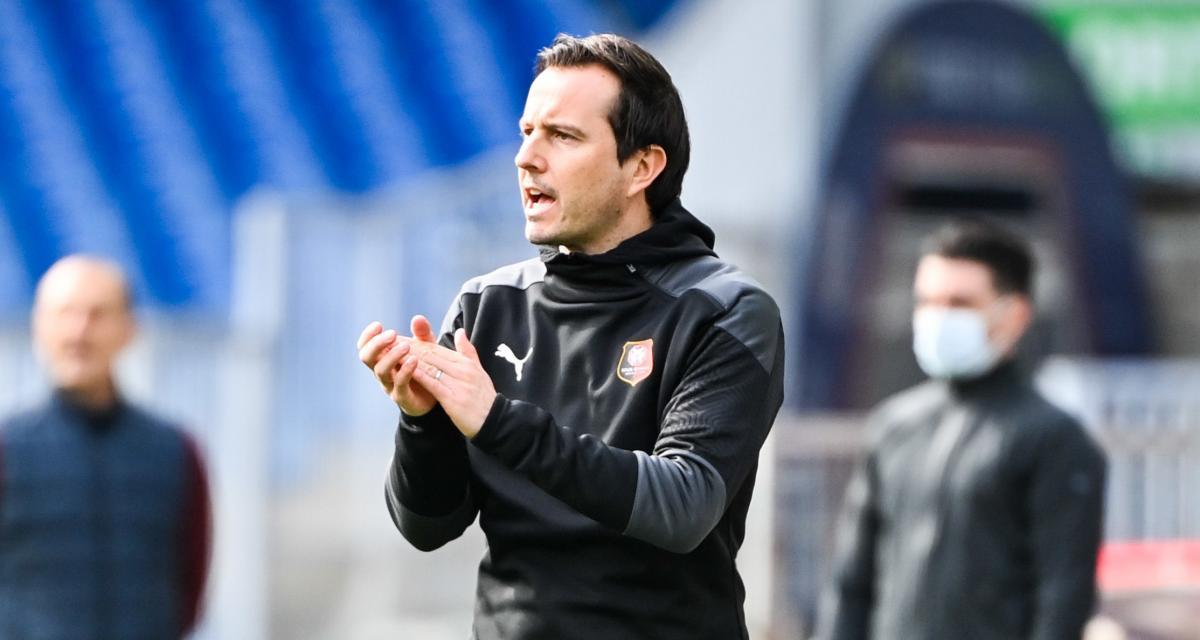 Stade Rennais : l'Europe, la tactique, Doku… Julien Stéphan était offensif avant Nice !