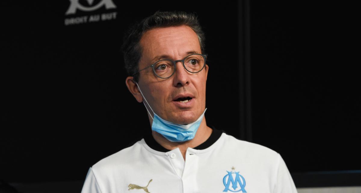 OM : Robin Leproux (ex-PSG) flingue la comparaison avec Jacques-Henri Eyraud