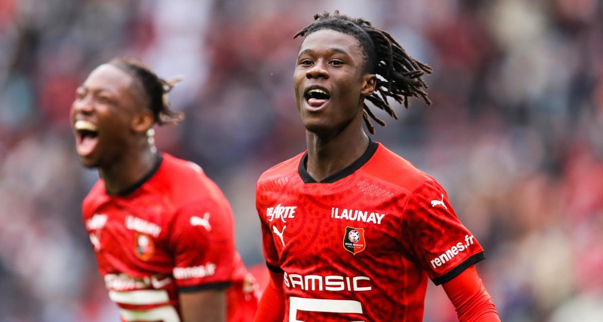 Stade Rennais : Doku fait encore jaser, une surprise à venir pour Camavinga ?