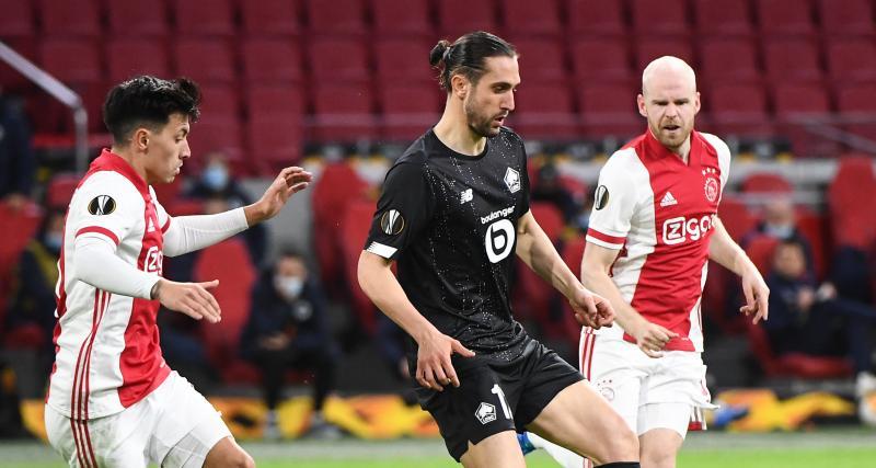 Ajax - LOSC (2-1) : une élimination, trois enseignements pour les Dogues dans la course au titre