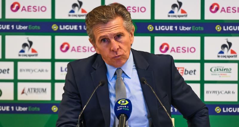 ASSE : absents, Lorient, Abi, nouvelle arrivée...Claude Puel avait des choses à dire