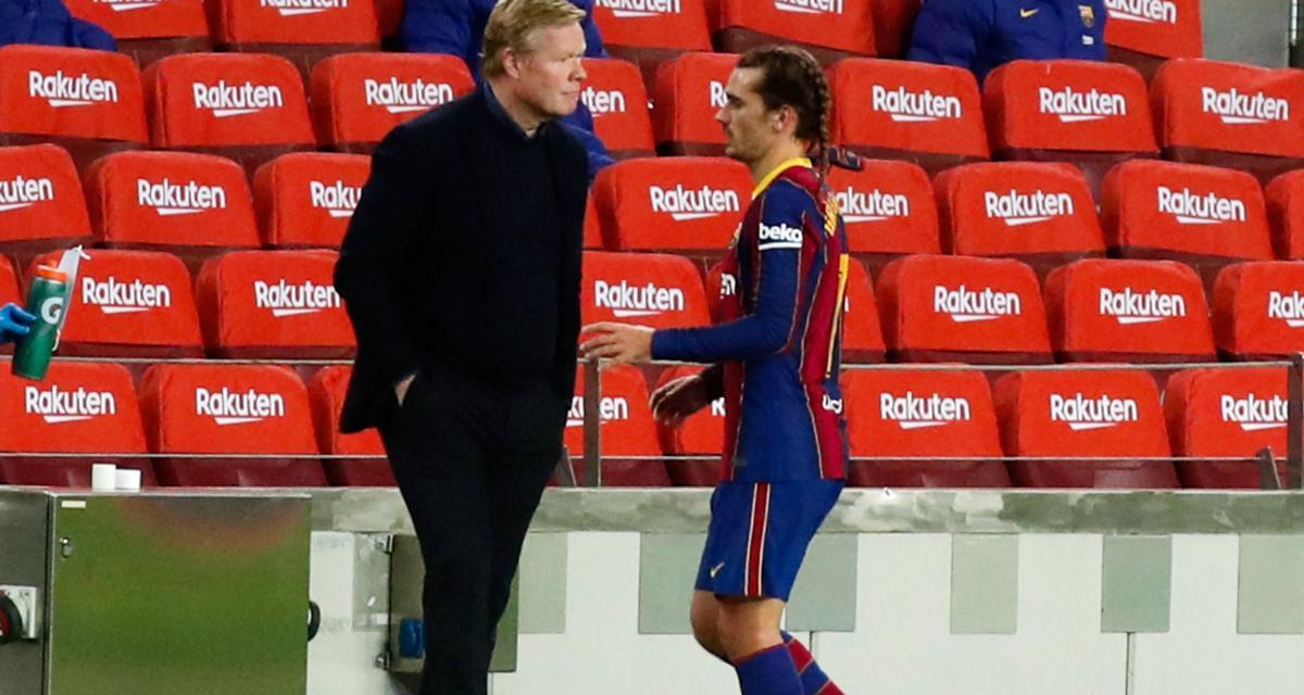 FC Barcelone : Messi, situation personnelle...Koeman coupé net en pleine conférence de presse !