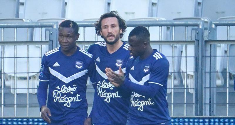 Résultat Ligue 1: Girondins 1 – 0 FC Metz (mi-temps)