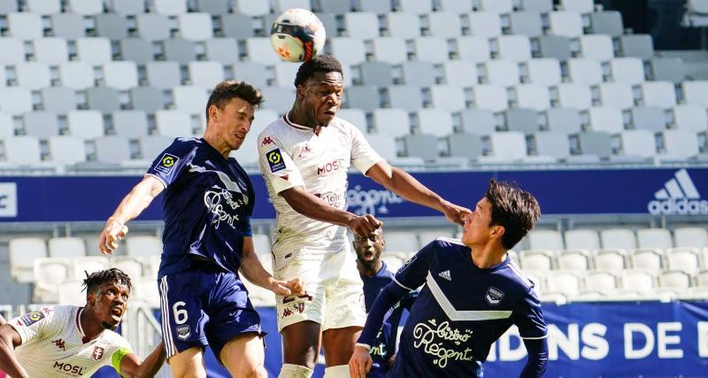 Résultat Ligue 1 : Girondins 1 - 2 FC Metz (terminé)
