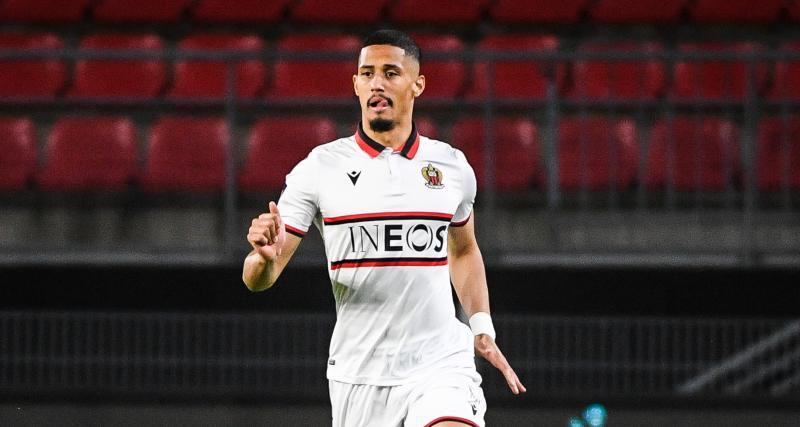 ASSE, OGC Nice : la caractéristique stupéfiante de Saliba depuis son retour en Ligue 1