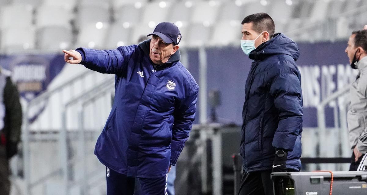 Girondins – FC Metz (1-2) : Gasset confirme un choix radical, Roche le conforte sur le banc