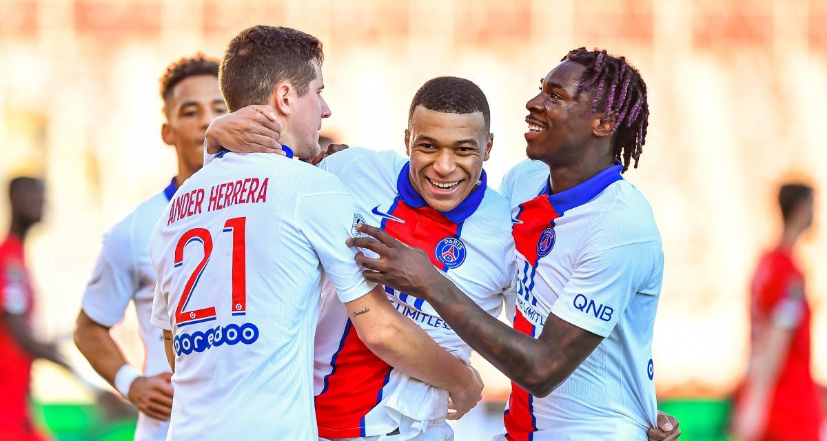 Résultat Ligue 1 : le PSG a déjà fait le break à Dijon (0-2, mi-temps)