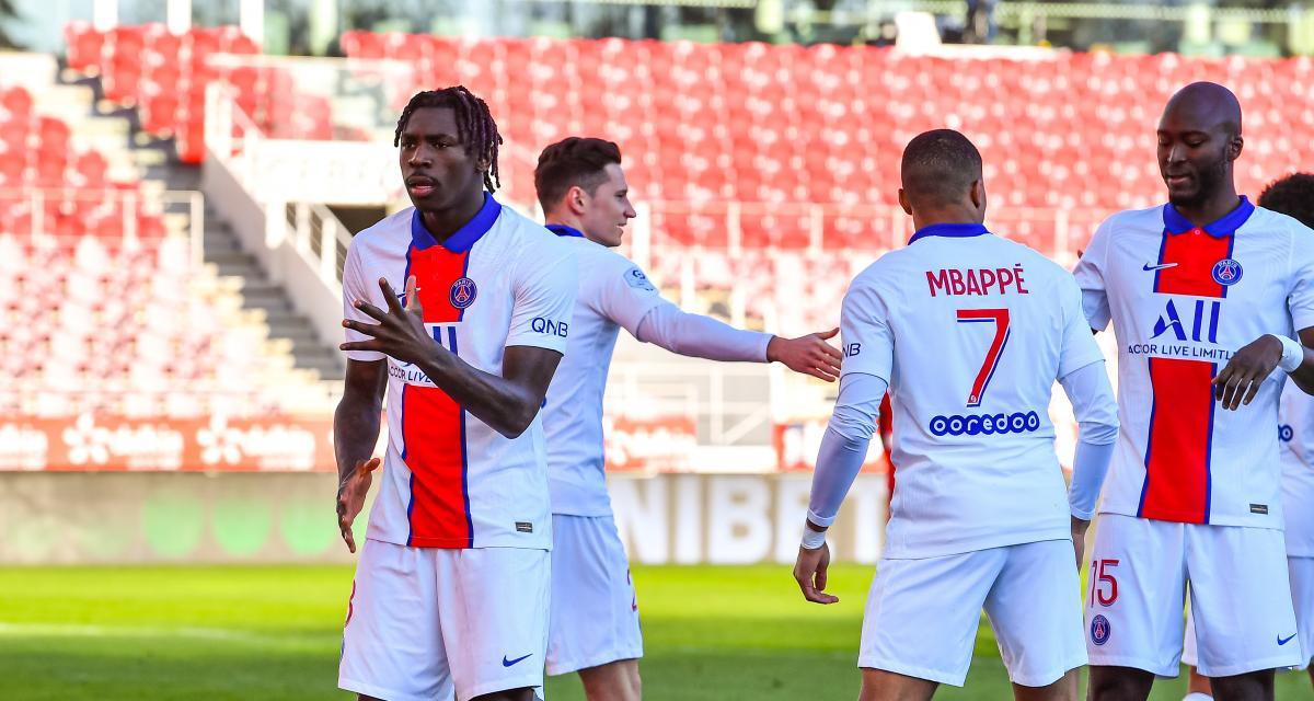 Résultat Ligue 1 : le PSG s'est baladé à Dijon (0-4)