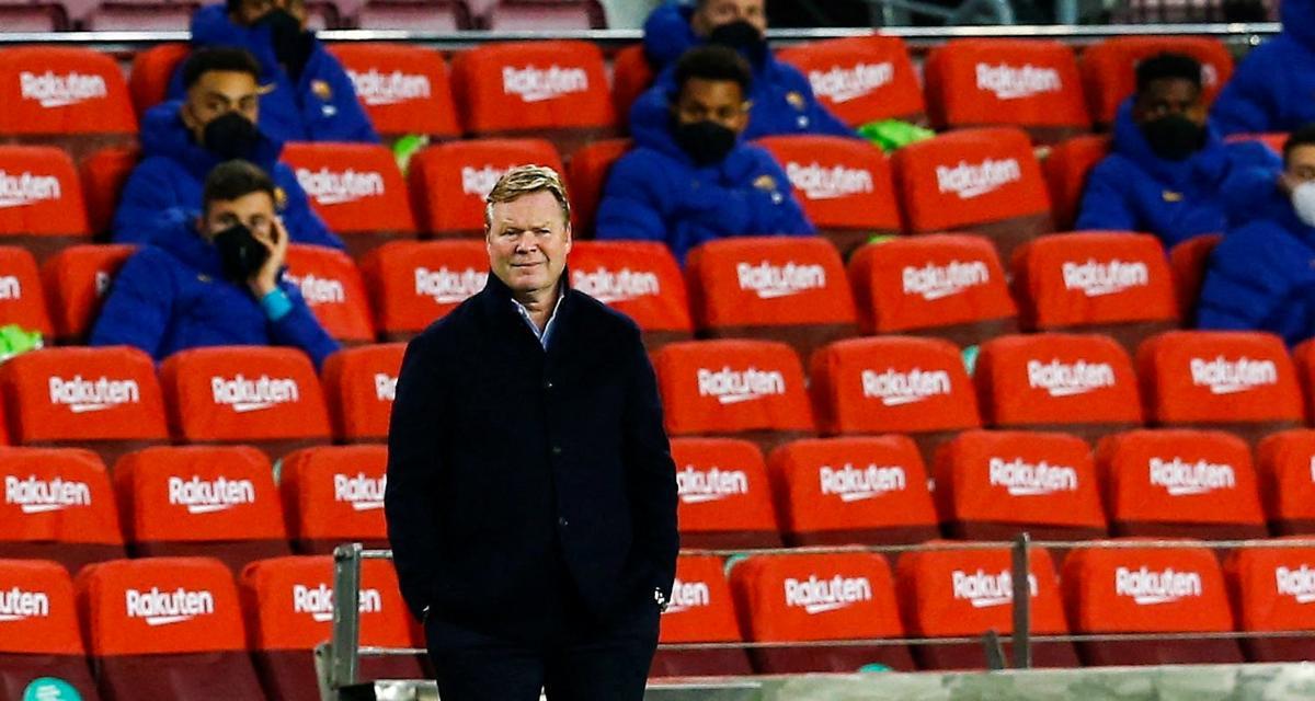Séville FC – FC Barcelone (0-2) : Koeman parle de remontada, une nouvelle inquiétante gâche la victoire