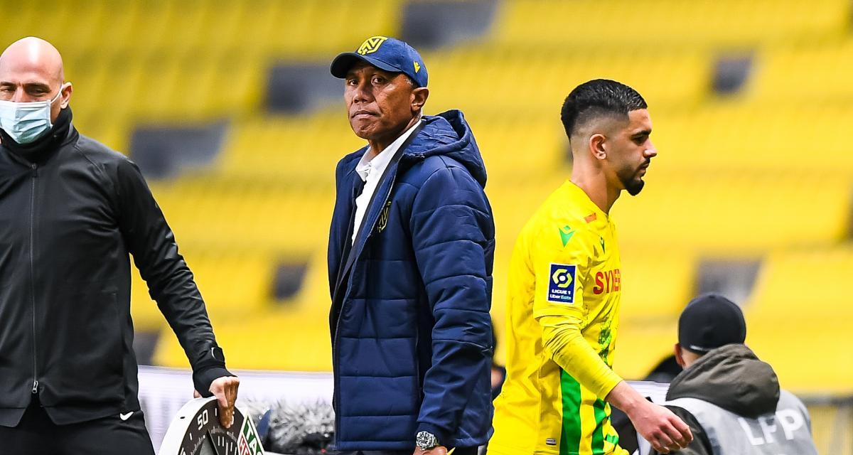 FC Nantes : Kombouaré a répliqué à la colère des syndicats de joueurs pour Basila, Ndilu et Augustin