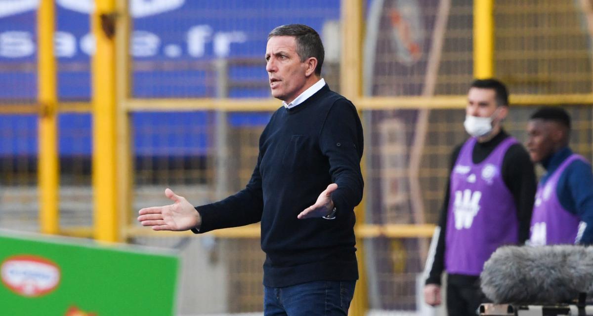 RC Strasbourg : un ancien coach des Girondins pour succéder à Laurey ?