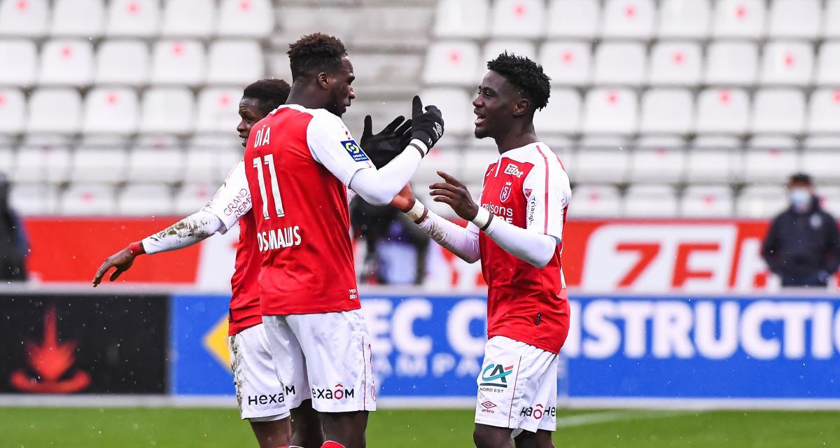 Stade de Reims – Mercato : le départ de Boulaye Dia aurait plombé une pépite rémoise