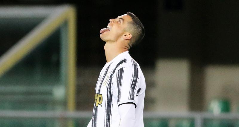 Hellas – Juventus (1-1) : Cristiano Ronaldo a répondu à Messi, mais la Juve perd gros