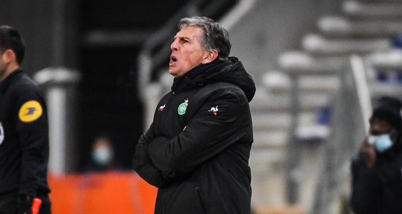 ASSE : Puel prêt à laisser son meilleur atout du moment sur le banc à Lorient ?