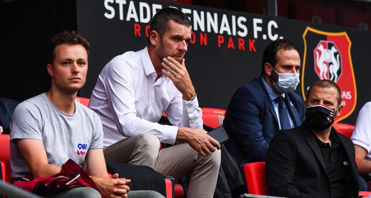 Stade Rennais : une grosse explication a eu lieu entre les supporters, les joueurs et la direction