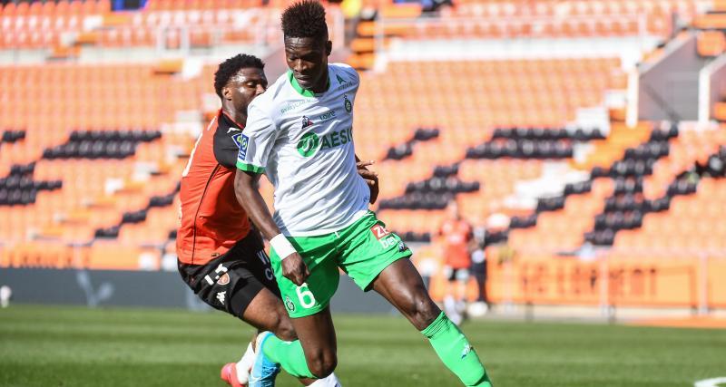 ASSE : les notes de tristes Verts logiquement battus à Lorient (1-2)