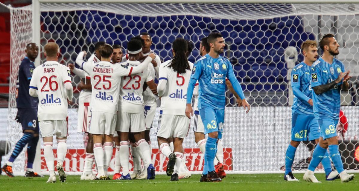 Ligue 1: OM – OL, les compos sont tombées (Marcelo et Khaoui titulaires)