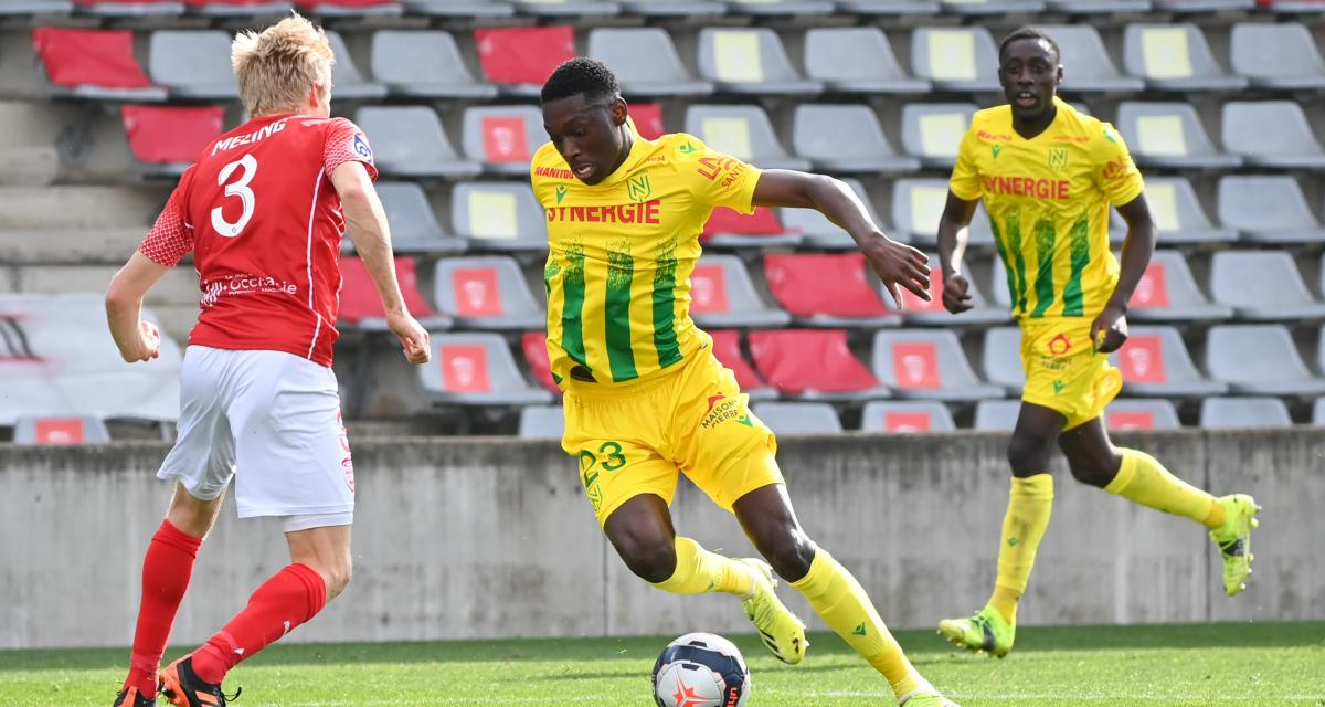 Nîmes – FC Nantes (1-1): Blas encore décisif, Castelletto fautif... Les notes des Canaris