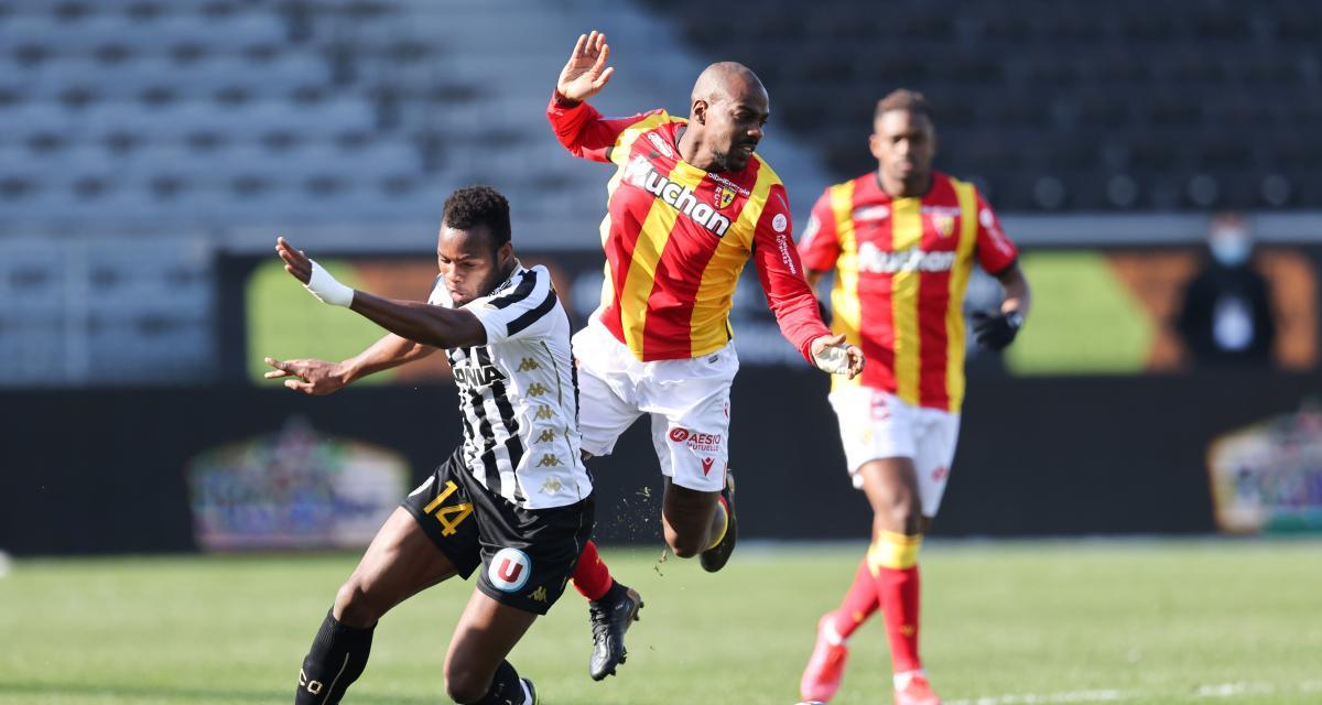 Angers – RC Lens (2-2) : Clauss, Kalimuendo, Kakuta... Les Tops et les Flops du nul lensois