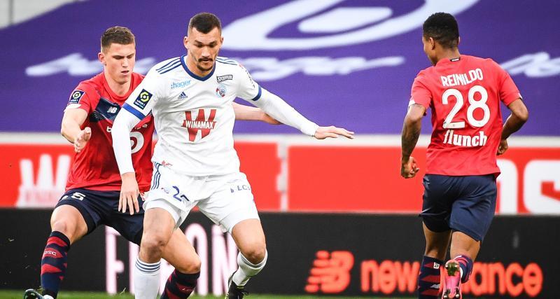 LOSC : pourquoi les Lillois n'ont pu s'imposer face au RC Strasbourg