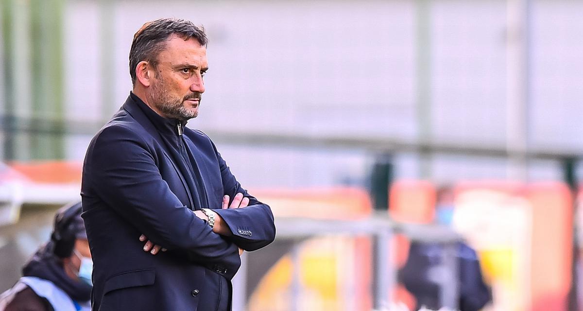 SCO Angers – RC Lens (2-2): fier de ses hommes, Franck Haise envoie un message à l'ASSE