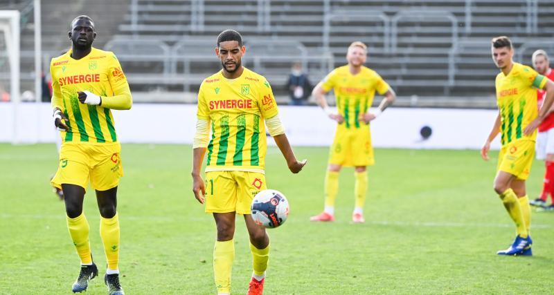 FC Nantes: le match de Nîmes laisse déjà de gros regrets dans le vestiaire