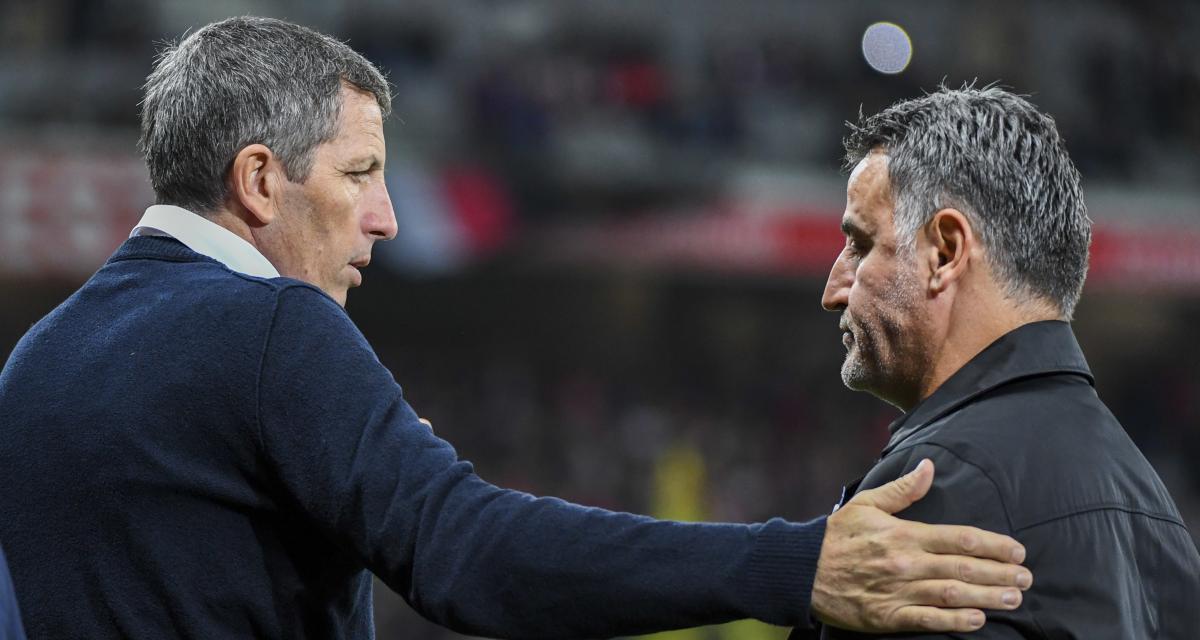 LOSC – RC Strasbourg (1-1): Galtier agacé par ses joueurs, des nouvelles rassurantes de Laurey