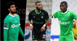 ASSE : Camara, Moukoudi, Gourna... qui est la meilleure progression de la saison chez les Verts ?