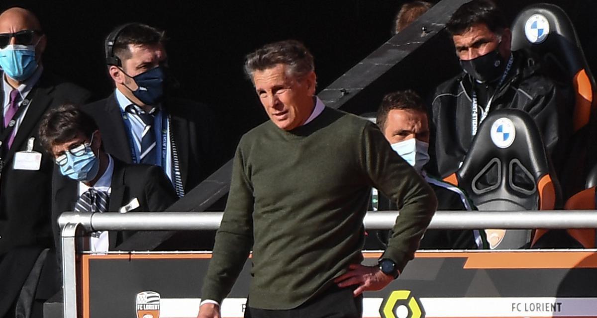 ASSE : les supporters s'indignent après la défaite à Lorient, Puel dans leur viseur