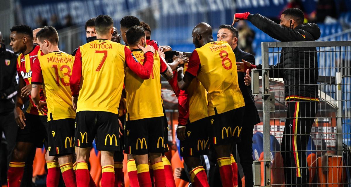 RC Lens : mentalité, Clauss, Kalimuendo, le débrief du match nul à Angers (Vidéo)