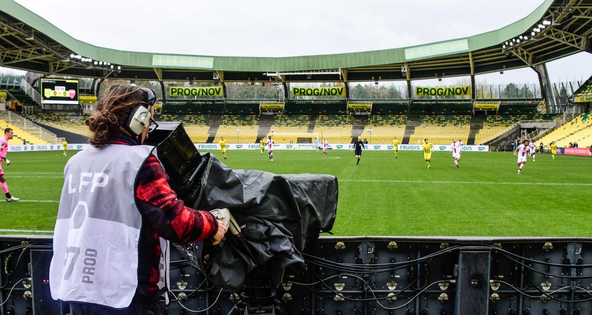 Nantes - Reims : sur quelle chaîne voir le match ?