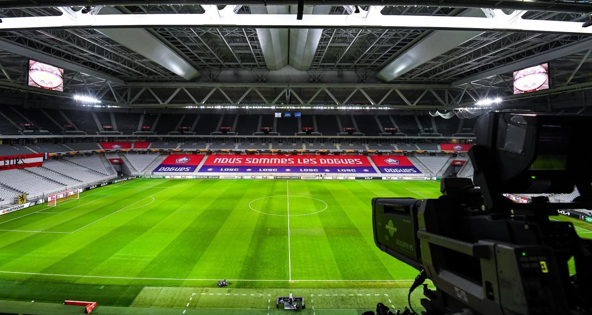 Lille - OM : sur quelle chaîne voir le match ?