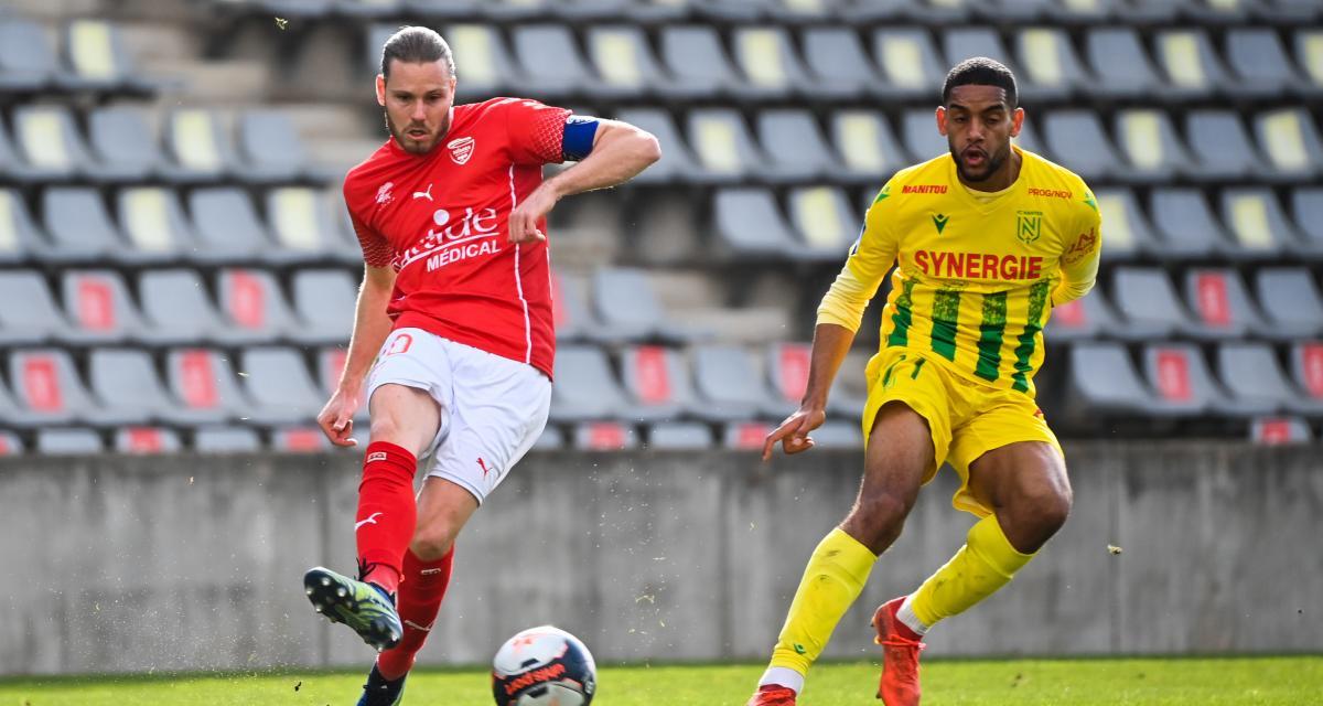 FC Nantes - Mercato : une recrue prometteuse a déjà perdu de gros points avec Kombouaré