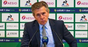ASSE - RC Lens : Hamouma, Beric, prolongations, le RC Lens, Puel délivre ses messages