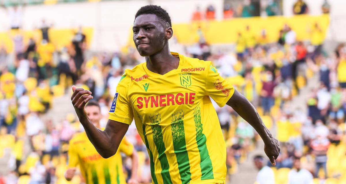 FC Nantes - Mercato : le dossier Kolo Muani se complique dangereusement