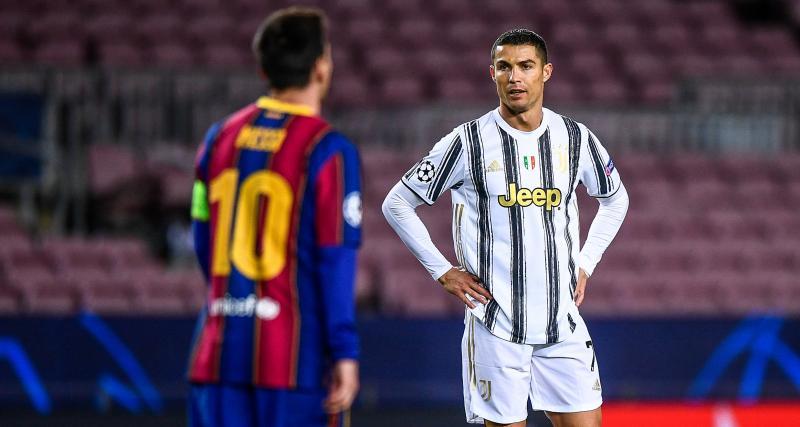 FC Barcelone : Cristiano Ronaldo ramasse les miettes de Messi
