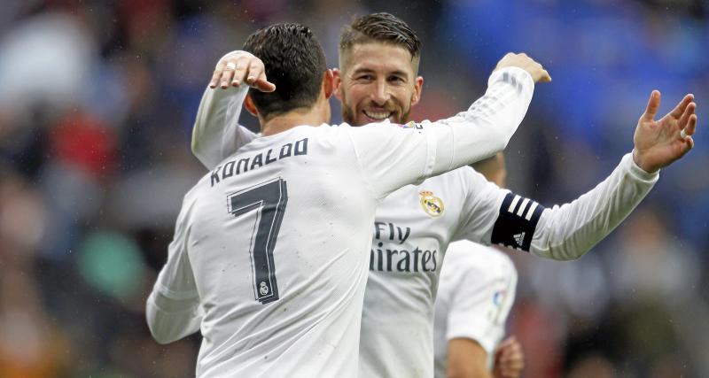 Real Madrid : le jour où Cristiano Ronaldo a fait taire Sergio Ramos