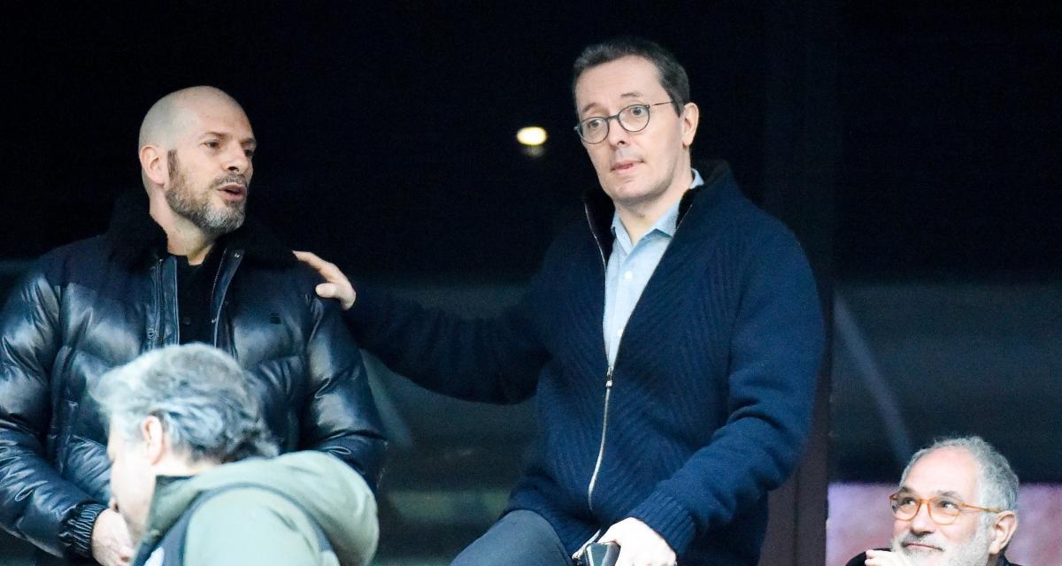 OM : Stéphane Tapie en remet une couche sur Jacques-Henri Eyraud