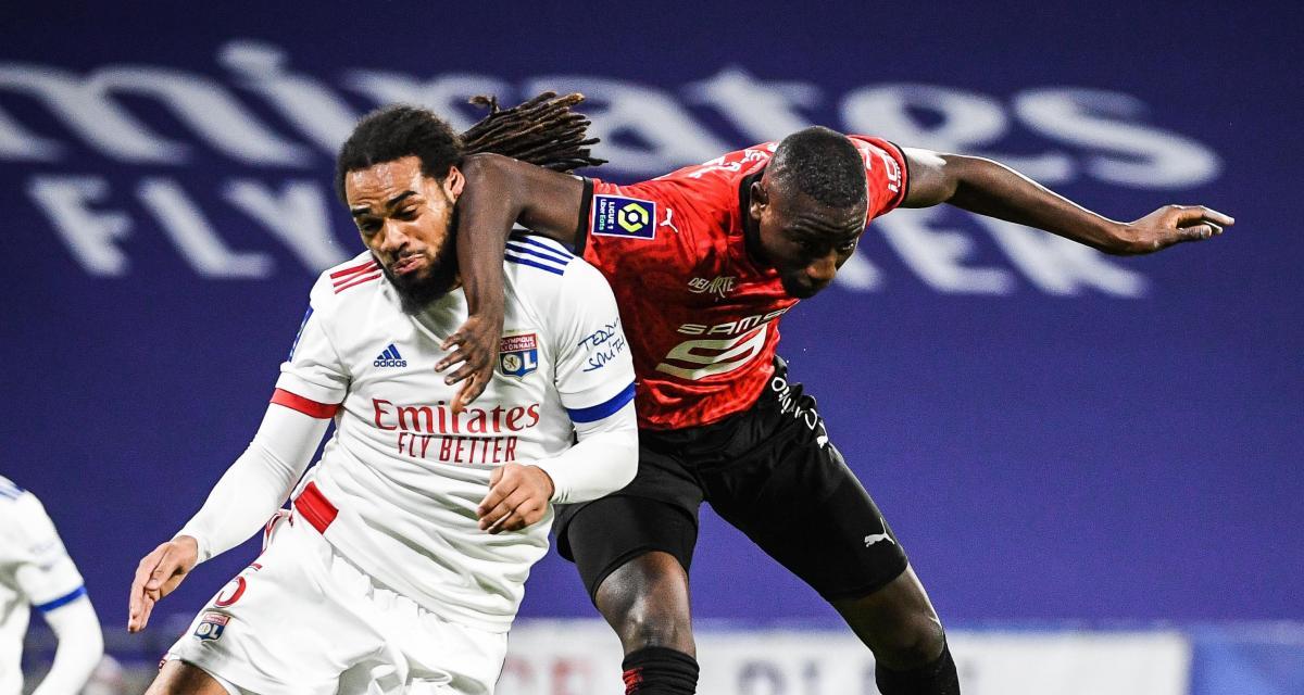 Résultats Ligue 1 : le RC Lens coule l'ASSE, le Stade Rennais tient le choc face à l'OL (mi-temps)