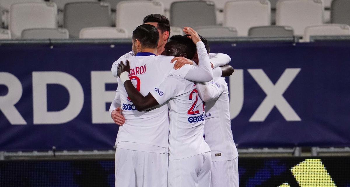 Résultats Ligue 1 : le LOSC bat l'OM de justesse, le PSG s'impose aussi, le FC Nantes craque (terminé)
