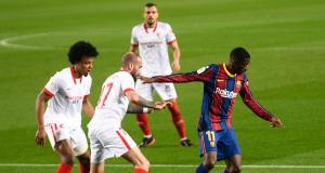 Résultat Coupe du Roi : FC Barcelone 3-0 FC Séville (terminé)