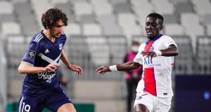 Girondins - PSG (0-1) : la nouvelle sortie lunaire d'Adli après la défaite