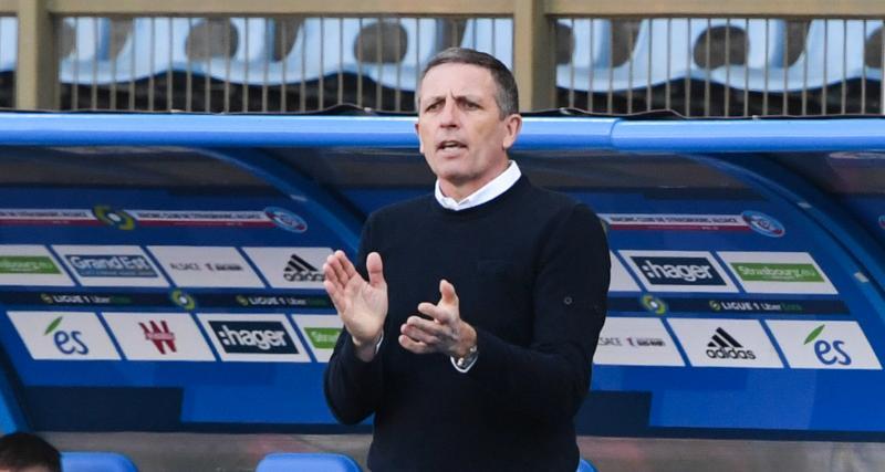 RC Strasbourg - AS Monaco (1-0) : Laurey est au nirvana et s'enflamme pour une recrue