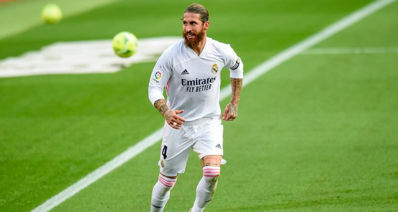 Le plan du Real Madrid pour prolonger Sergio Ramos