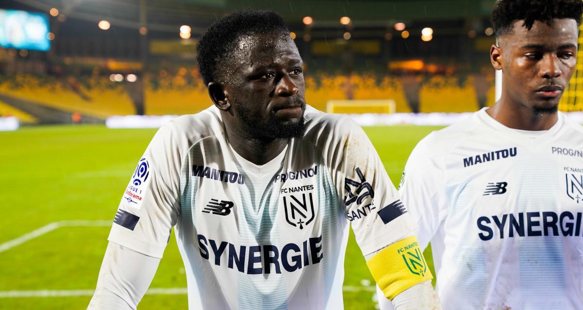 FC Nantes : un cadre de Kombouaré est au fond du trou ! - But! Football Club