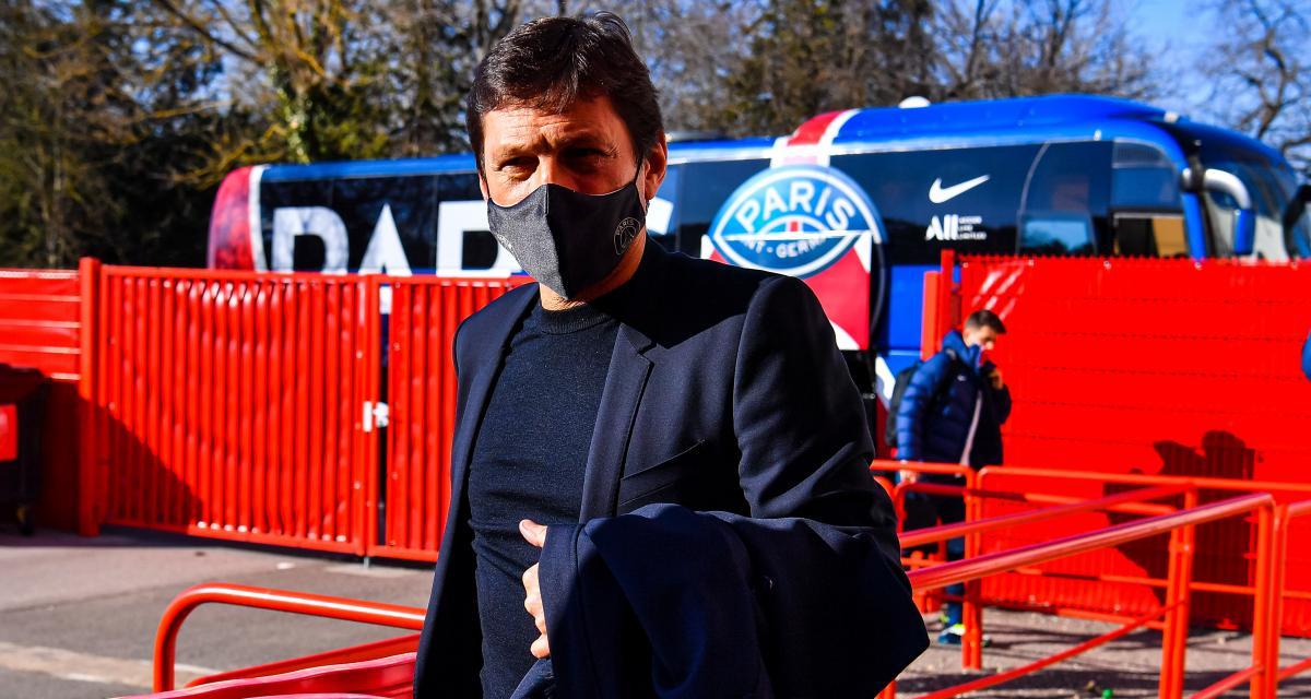 PSG – Mercato: Leonardo a mis KO le FC Barcelone dans un dossier sensible