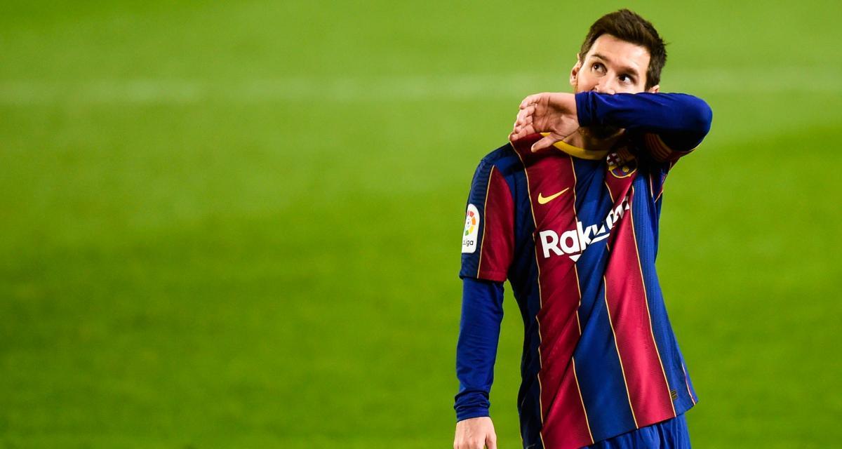 FC Barcelone - Mercato: Messi se frite avec un dirigeant de Séville et avance sur son avenir