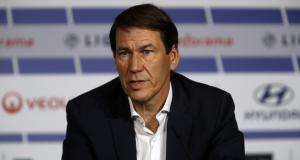 OL : Coupe de France, blessés, turnover, Rudi Garcia fait le point avant Sochaux